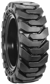 R4 Pattern Skid Steer Solid Tire | TNT | WL7-18| 4 TIRES