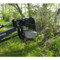 Bradco Skid Steer Backhoe Attachment Grab Large and Heavy Objects