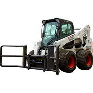 FFC Skid Steer Bale Squeeze Side Open