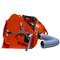 Eterra BMX-600 Skid Steer Cement Mixer backside