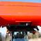 Eterra BMX-600 Skid Steer Cement Mixer Hydraulic Center Chute