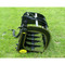 Ranch Rake Grapple Attachment for Skid Steer Loader Side View