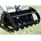 M&M Skid Steer Extreme Series Hydra Rake Attachment