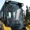 Skid Steer Cab Enclosure for Caterpillar Detail