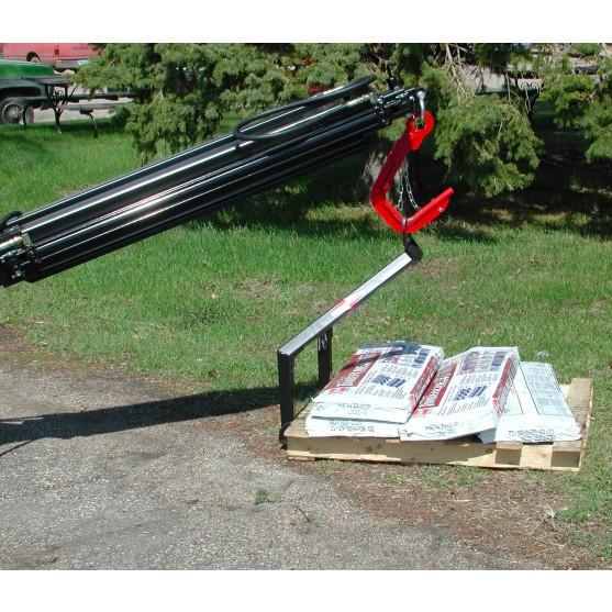 Teleboom T200 Attachment For Skid Steer Loader Skid Steer Solutions