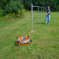 EZ Grout Fence Hog Stringer