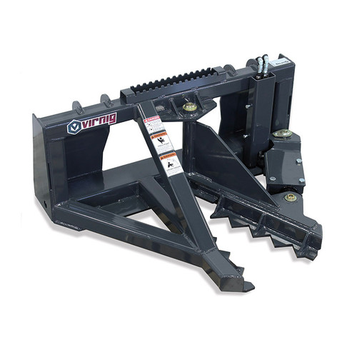 Tree Puller Skid Steer Attachment for Skid Steers