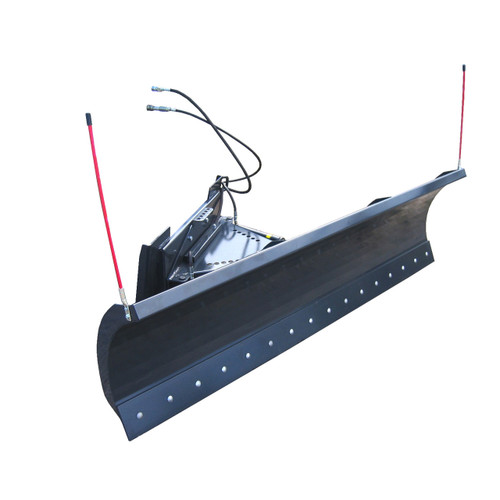 Skid Steer Snow Blade Attachment