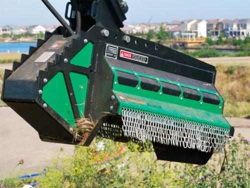 Rockhound 40EX HammerHead Excavator Flail Mower