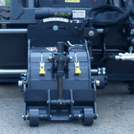 Skid Steer Cold Planer Series II Attachment front view
