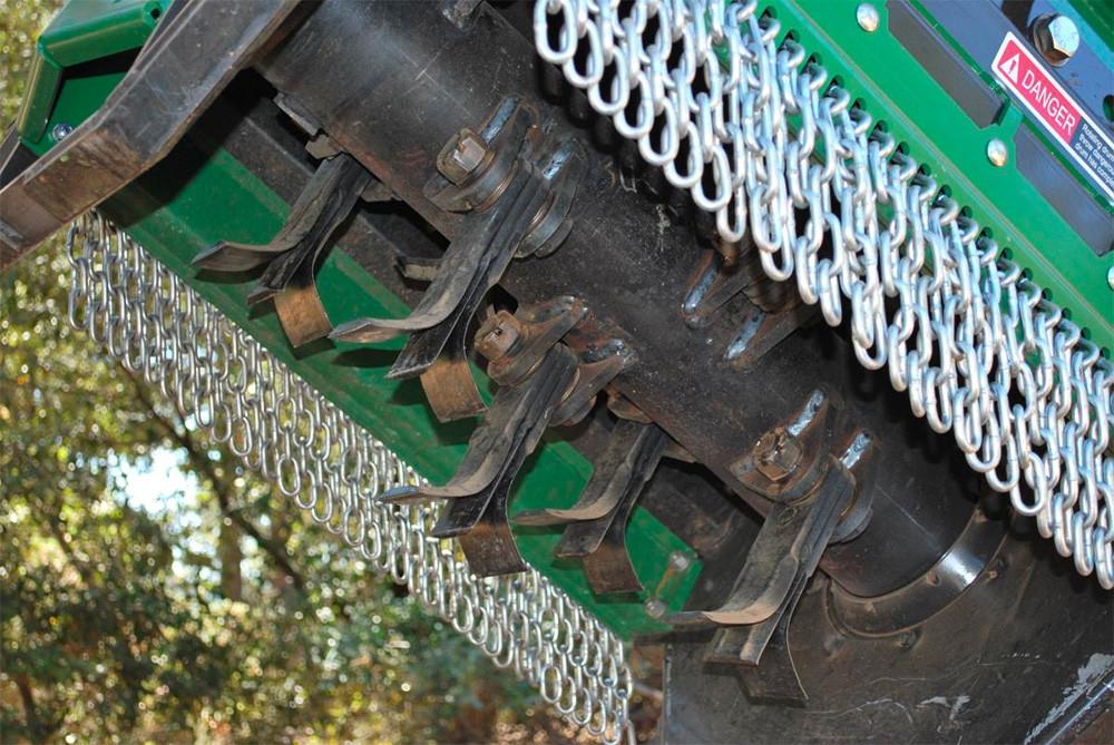 30EX HD Excavator Brush Flail Mower   Rockhound