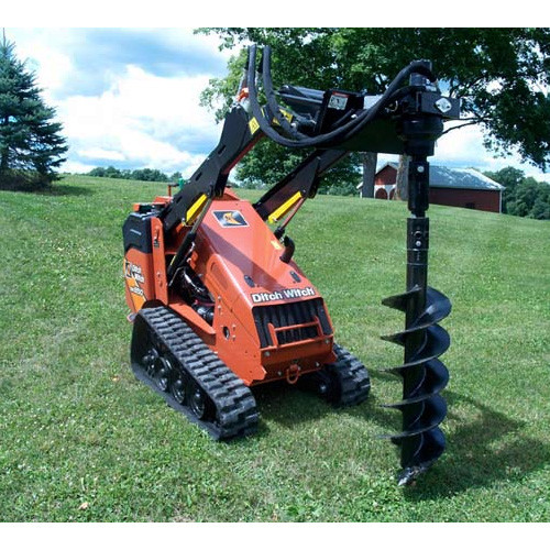McMillen Mini Skid Steer Auger Drive System