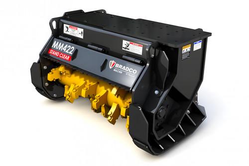Bradco Series II Excavator Mulcher MM421 Model