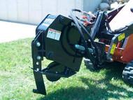 Bradco Mini Vibratory Plow Attachment