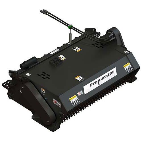 FFC Preparator Auto Rake Attachment