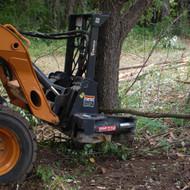 Bradco Tree Shear Attachment Catalog Machine View