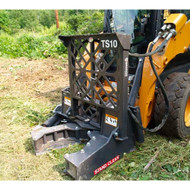 Bradco Tree Shear Attachment