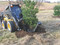 Tree Spade for Skid Steer by Bradco