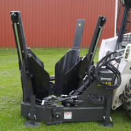 Bradco Tree Spade Attachment for Skid Steer Loaders