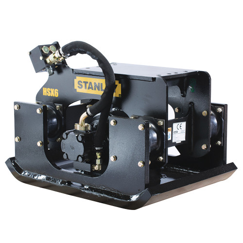 Stanley Excavator Mounted Vibratory Plate Compactor