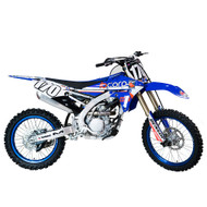 Yamaha YZ-250F Dirt Bike for Supercross presented by Skid Steer Solutions and Eterra Attachments
