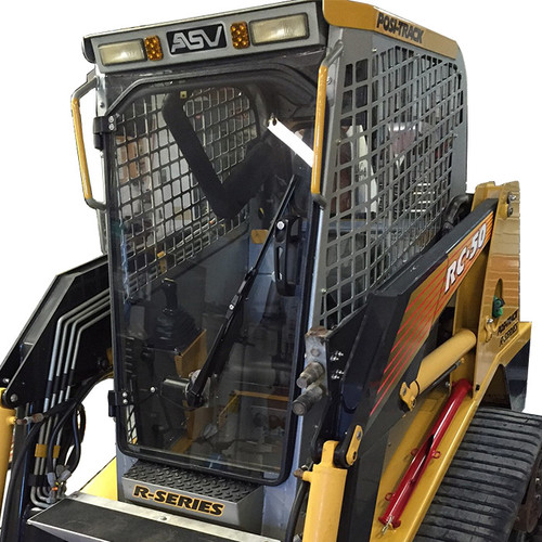 ASV/Terex Skid Steer Replacement Cab