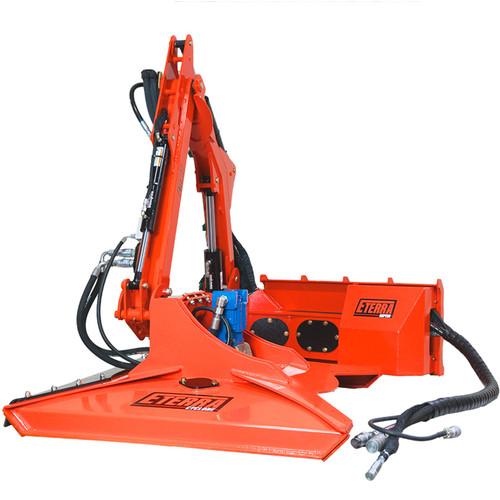 Eterra Raptor Boom Arm and Mowing System for Skid Steer Loaders