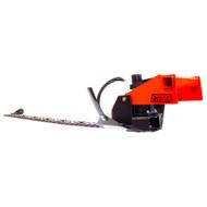 Eterra 7 Foot Razor Boom Mounted Sickle Mower for Skid Steer Loaders
