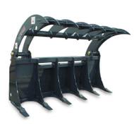 Virnig V50 Root Rake Grapple Attachment