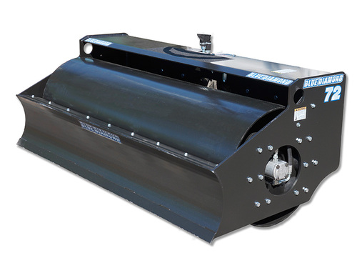 Blue Diamond Skid Steer Vibratory Roller Attachment