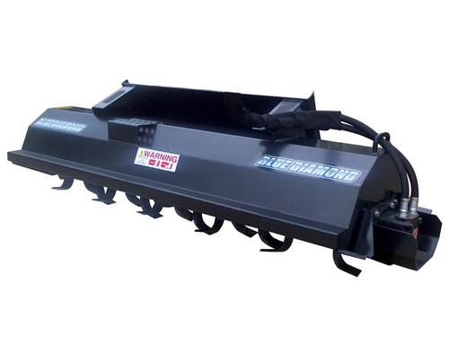 Blue Diamond Skid Steer Rototiller Attachment