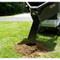 Skid Steer Concrete Chuter Attachment Dispensing