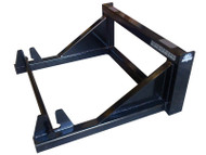 Blue Diamond Skid Steer Sod Roller Attachment