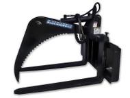 Blue Diamond Mini Skid Steer Grapple Fork Attachment