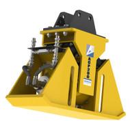 Arrowhead Excavator Vibratory Plate Compactor ACP 200