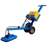 PS 1 portable vacuum lifting attachment with dolly.