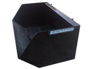 Blue Diamond Skid Steer Dumpster Bucket Attachment