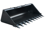 Blue Diamond Skid Steer Utility Bucket