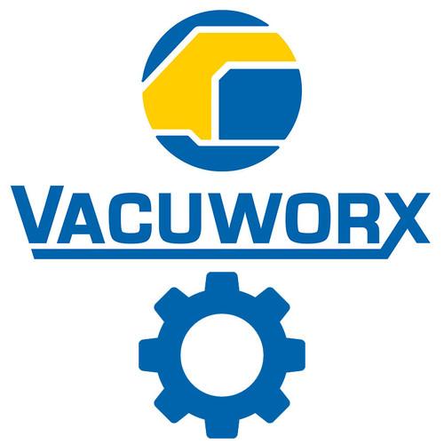 Vacuworx PS 1 10 Foot Vacuum Hose Assembly