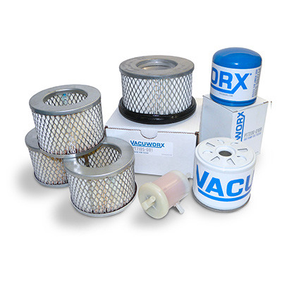 Vacuworx PS 1 Vacuum Filter Replacement Part