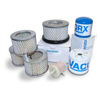 Vacuworx SL 2 and CM 3 Vacuum Filter Element