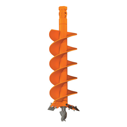 The Aggressor® auger is a professional-grade tool designed for daily and constant drilling.
