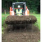 Bradco Skid Steer Rock Bucket Attachment Work Action