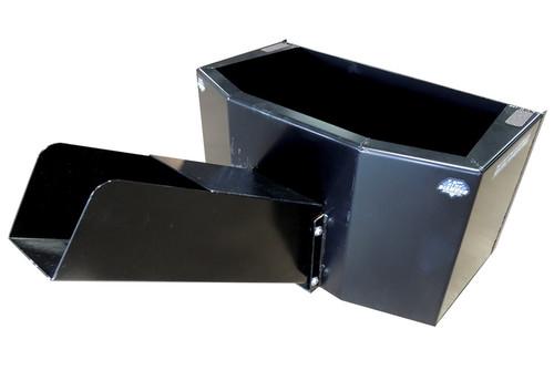 Blue Diamond Skid Steer Dispensing Bucket