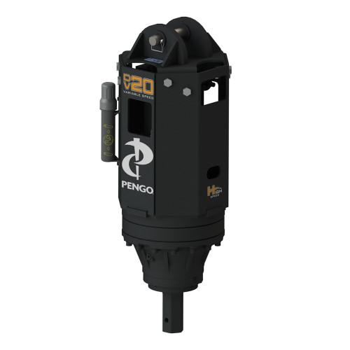 Pengo Excavator Auger Attachment DV-20