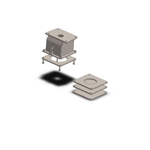 Eterra PDX-1250 Cup Base