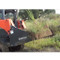 Bradco Skid Steer 4-in-1 Bucket Attachment in Action
