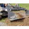 Bradco Skid Steer 4-in-1 Bucket Attachment Dirt Moving