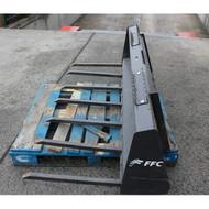 FFC Skid Steer Manure Rod Bucket Attachment