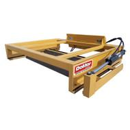 Do Mor Equipment Skid Steer Hydraulic Adjustable Dozer Grader
